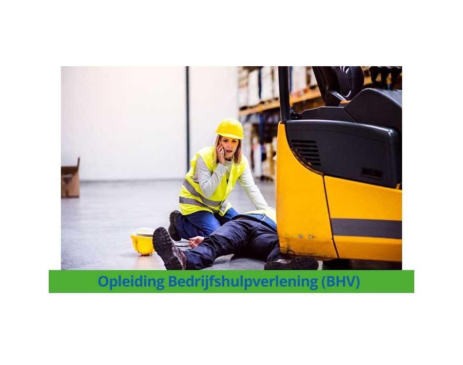 Dé BHV specialist van Nederland met BHV opleiding! All-in Preventie
