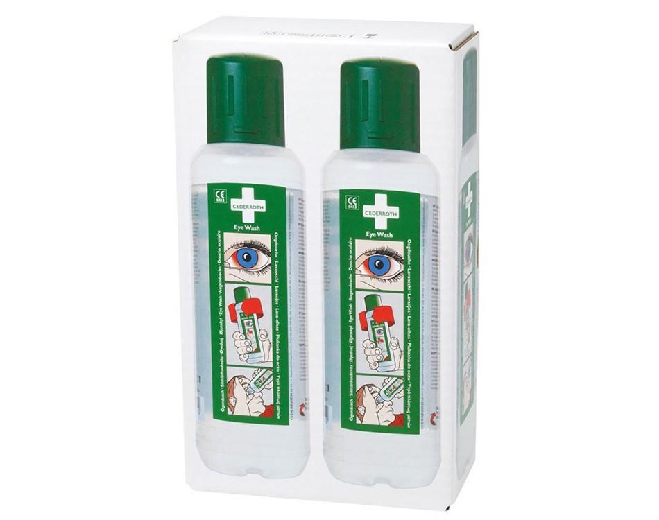 Oogdouche, oogspoelfles, oogspoeling en oogdouche | All-in Preventie